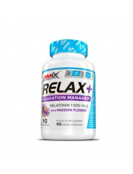 Relax plus melatonine 90caps