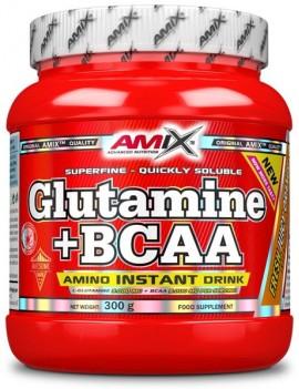 Glutamine+bcaa mango 300g