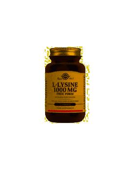 L-Lisina 1000mg