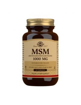 MSM 1000 mg - 60 Tabs