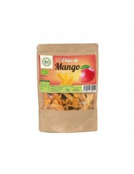 Bio chips de mango...