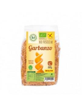 Fusilli de Garbanzo Bio 300...