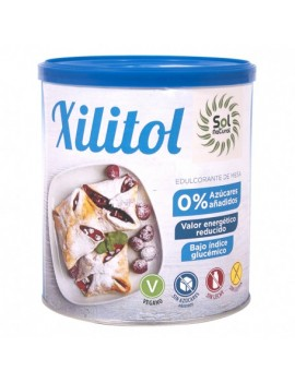 Xilitol 500gr Sol natural