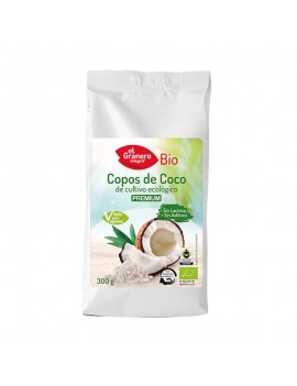Copos de Coco Bio, 300 gr