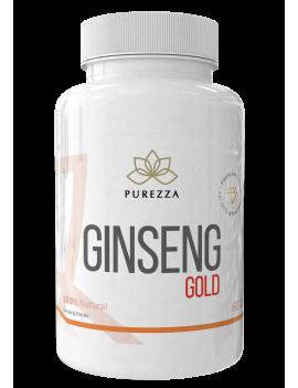 Ginseng Gold Purezza 60 cáps.