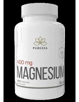 Magnesium 60 cápsulas Purezza