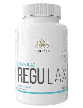Regulax 60 cápsulas Purezza