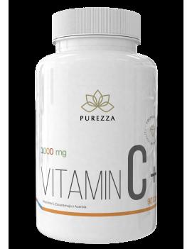 Vitamina C+ 1000mg 90 caps...