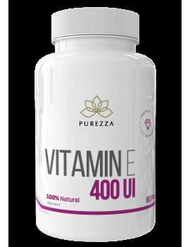 Vitamina E + Purezza 60 cáps.