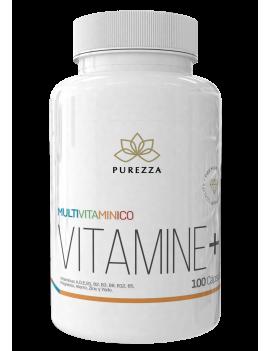 Vitamin + Plus 100 cápsulas...