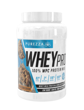 WHEY PRO 900 gr Cookies...