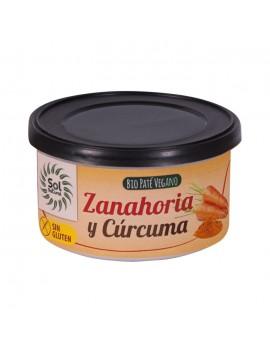 Paté Zanahoria y Cúrcuma...