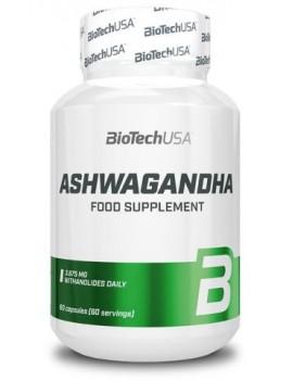 Ashwagandha 60 caps BioTech