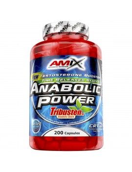 Anabolic Power 200 cápsulas...