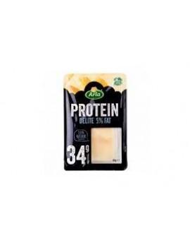 Queso proteico en lonchas -...
