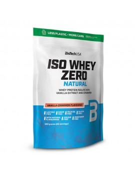 Iso Whey Zero Natural 500g...