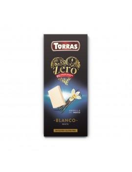 Chocolate Blanco Torras sin...
