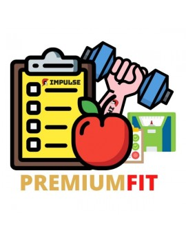 Pack premium fit mensual...