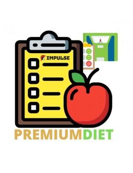 Pack premium diet mensual...