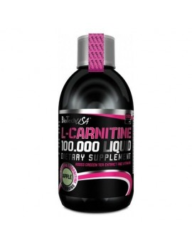 Liquid L-Carnitina + Cromo 500ml