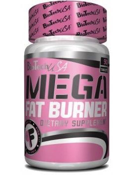 Mega Fat Burner 90 Tablets