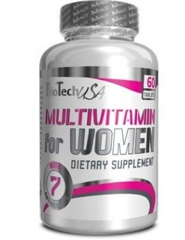 MULTIVITAMIN FOR WOMEN 60 TABL
