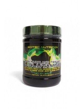 100% L-Glutamina - 300gr