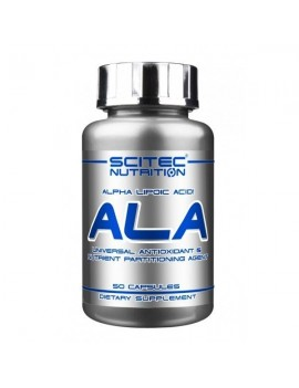 ALA - 50 Cáps (Ácido Alfa Lipóico)