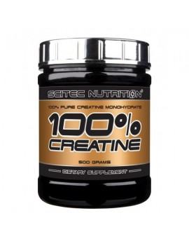 100% Creatina Monohidrato - 500gr