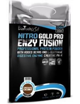 Nitro Gold Enzy Fusion 2200 Gr