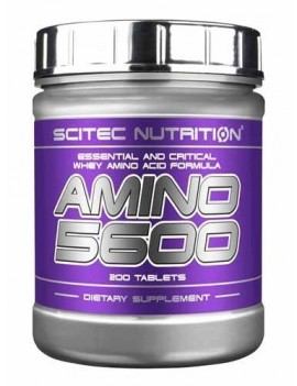 Amino 5600 - 200 Tabletas