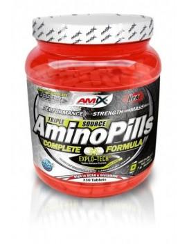Amino Pills - 330 Tabletas