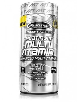 Platinum MultiVitamin 90 tablets