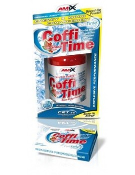 CoffiTime - 90 Cáps