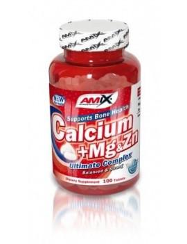 Calcium+Magnesium+Zink - 100 Cáps