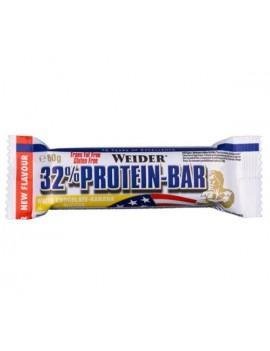 32 % protein bar