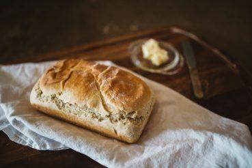 Pan de avena y centeno
