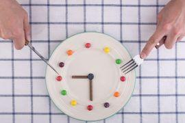 Biorritmo de la cena
